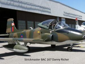 Strikemaster BAC 167